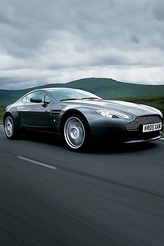 Aston Martin Db9 Iphone Wallpapers Iphone Backgrounds Ipod Touch