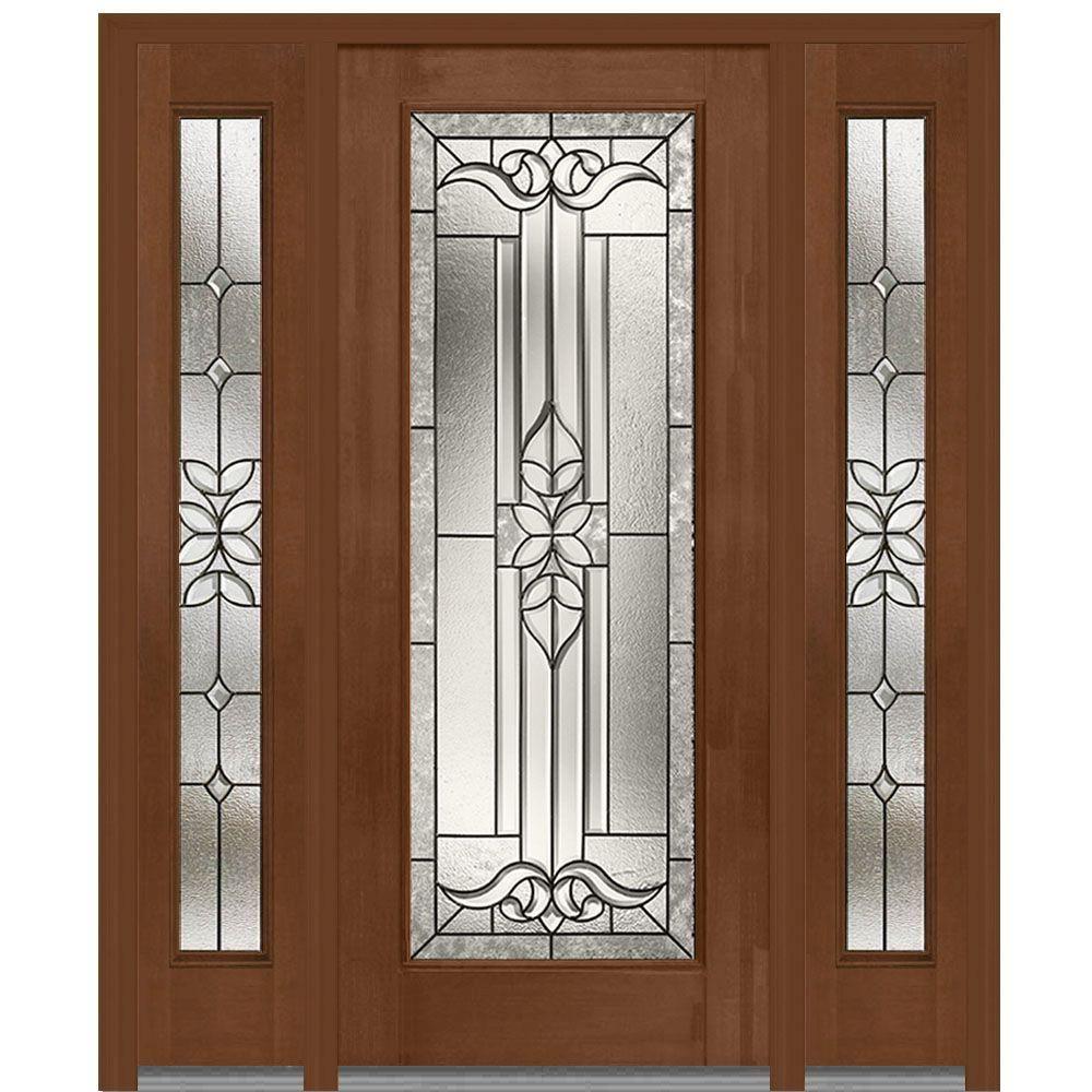 Milliken Millwork 685 In X 8175 In Cadence Decorative Glass Full
