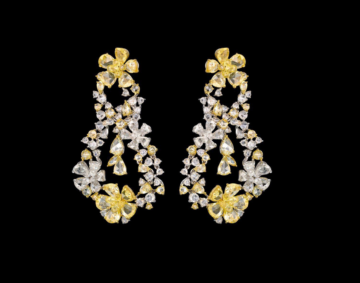 The fluire collection nirav modi dia jewelry pinterest jewel