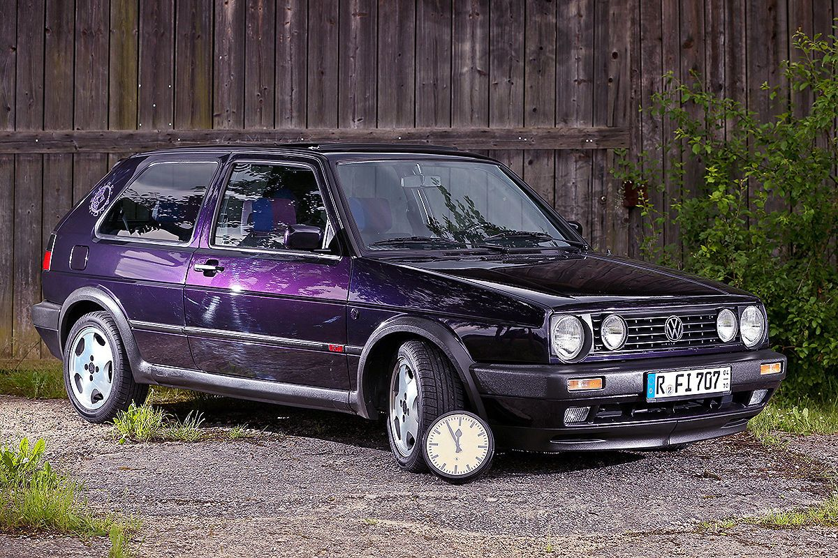 vw golf 2 1 8 fire ice coches pinterest youngtimer. Black Bedroom Furniture Sets. Home Design Ideas