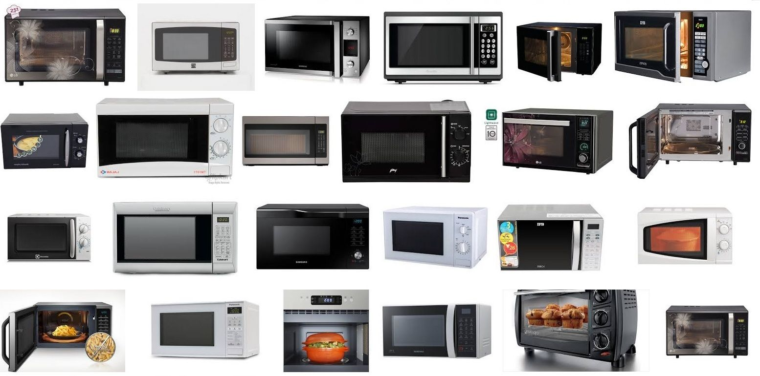 Microwave Oven Brand 7 Best Names In The Indian Market