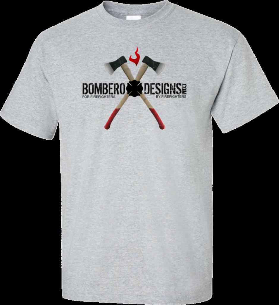 Bombero Designs X Cool shirts, Mens tops, Logo tees