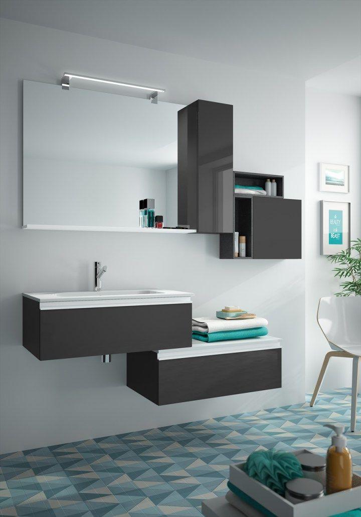 Salgar Muebles Y Accesorios De Bano Flexibles A Cualquier
