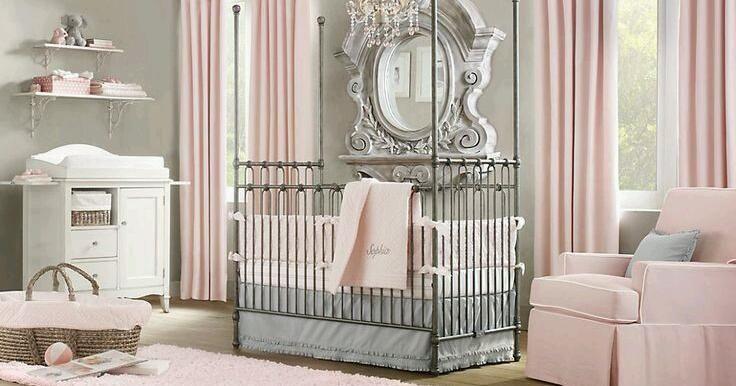 Anota estas ideas para decorar habitaciones para beb nia Fotos