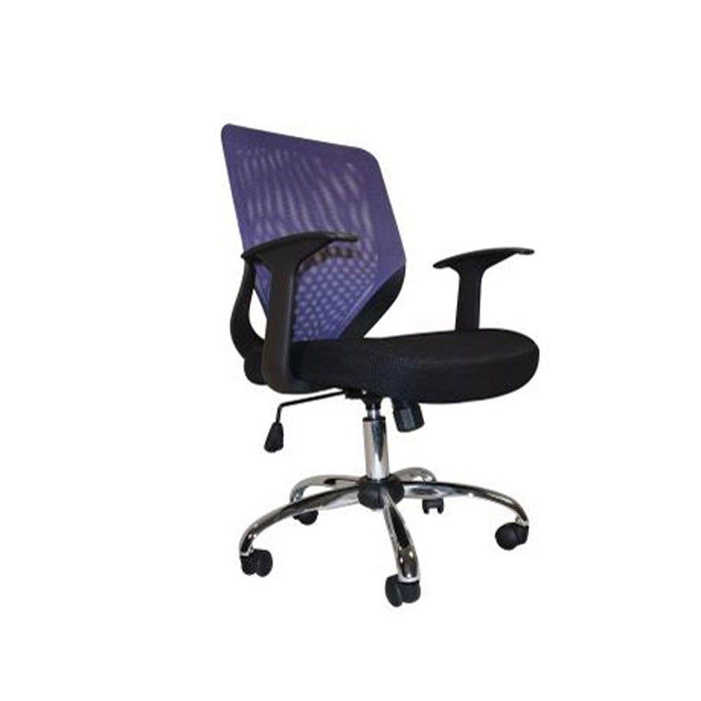 Altea Mesh Office Chair Purple Black Just 64 99 Vat