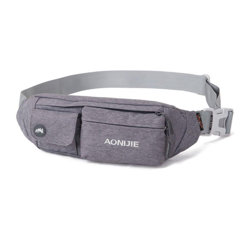 Outdoor Running Waist Bag Waterproof Anti-theft Invisible Belt Bag Fitness Bag