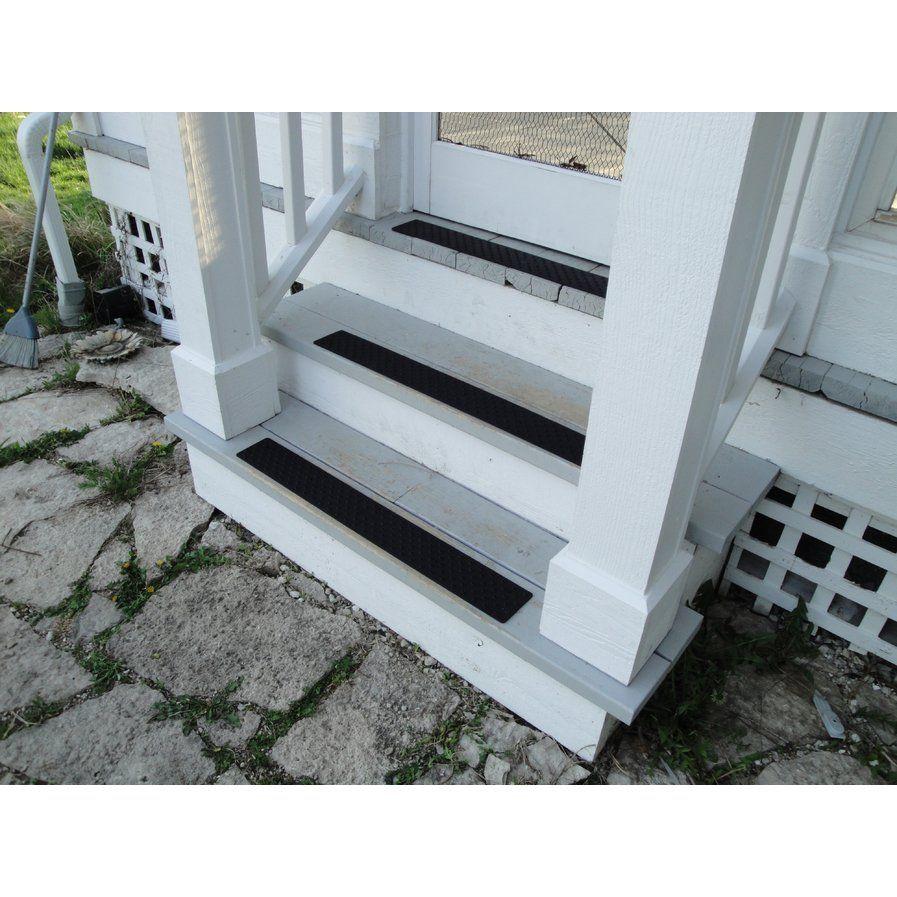 Best Black Stair Tread Stair Treads Stairs Hardwood Stairs 400 x 300