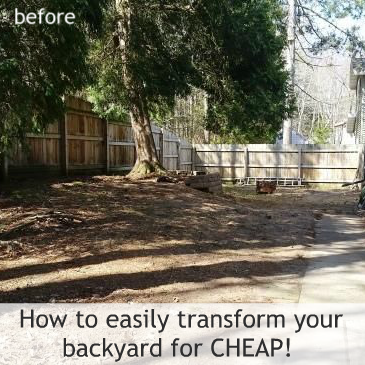 Diy Backyard Remodel Redo On A Budget Completely