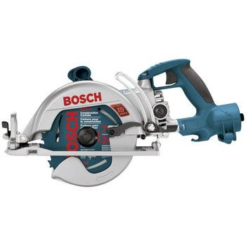 Bosch 1677MD 7-1/4-in Worm Drive Construction Saw with Direct Connect