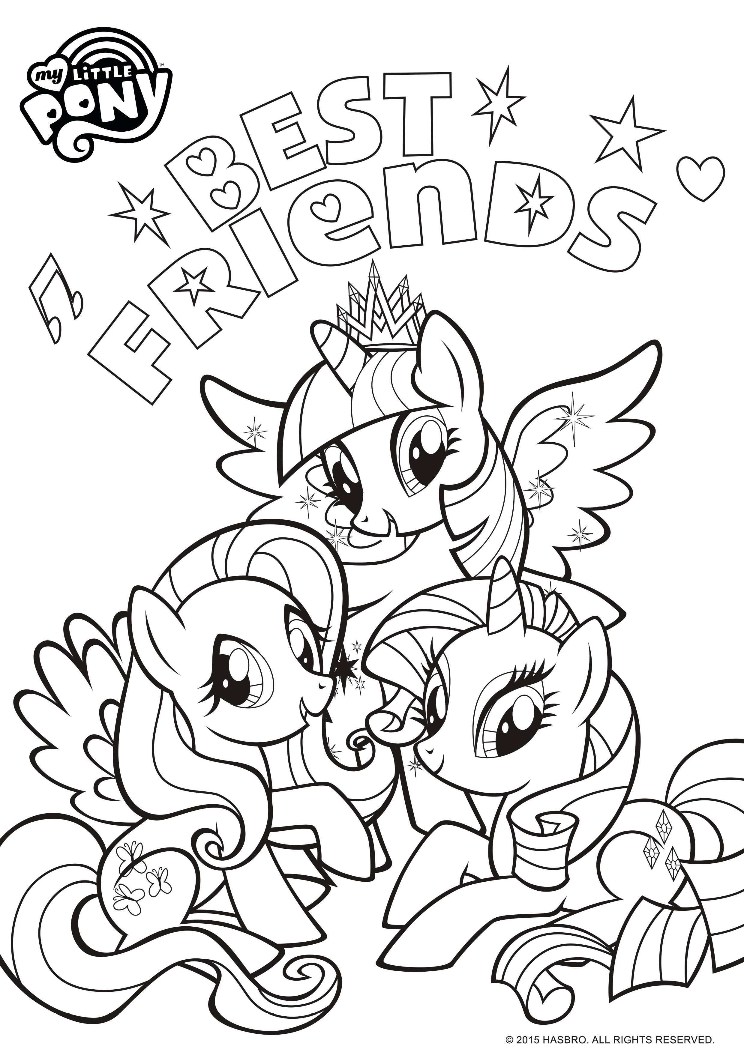 Einzigartig Malvorlagen My Little Pony My Little Pony Coloring Cartoon Coloring Pages Cute Coloring Pages