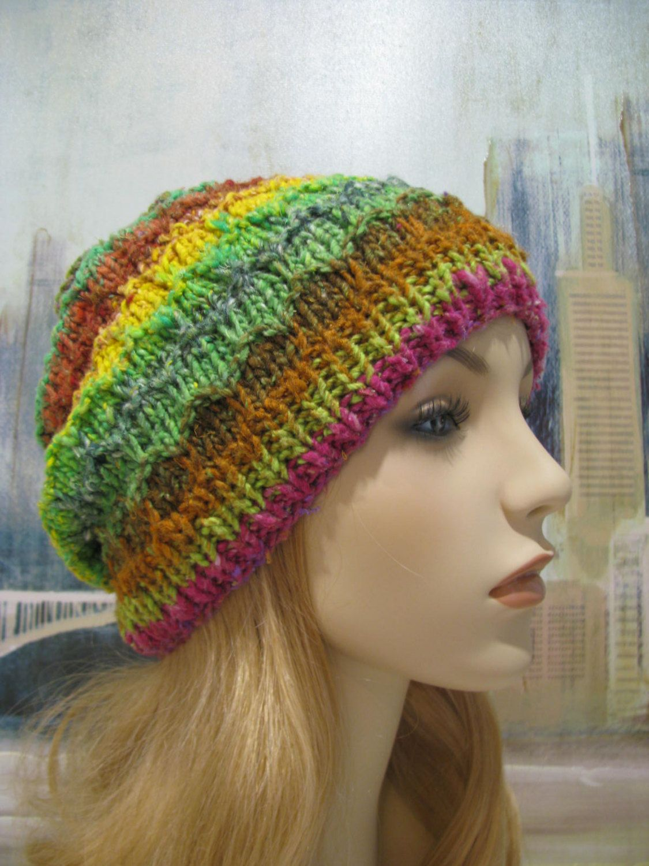 246774964e9 Instant Download Knitting pattern  Nyoko  for women s winter knit ...
