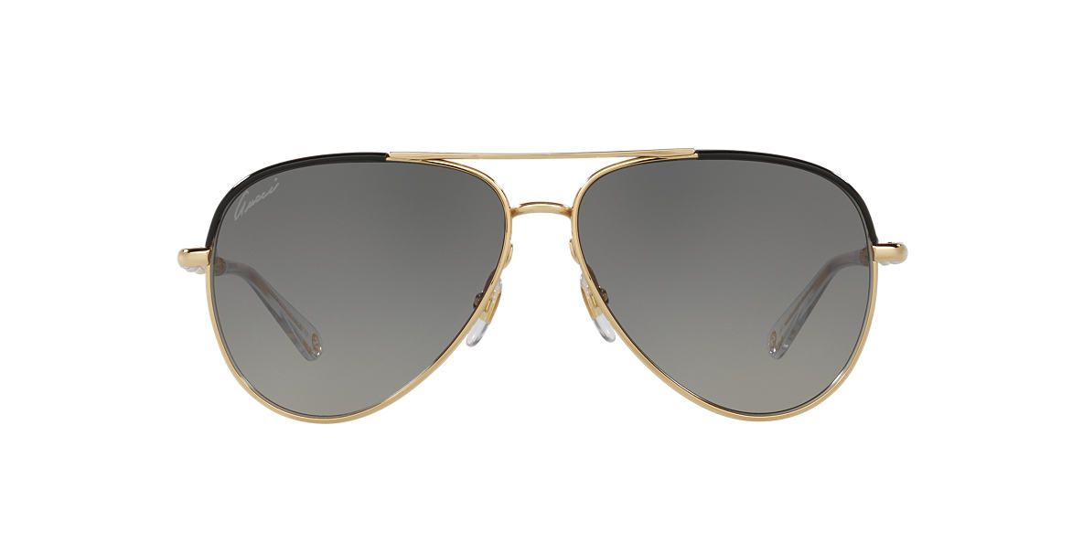 GUCCI Gold GG4276/S       59 Grey lenses 59mm