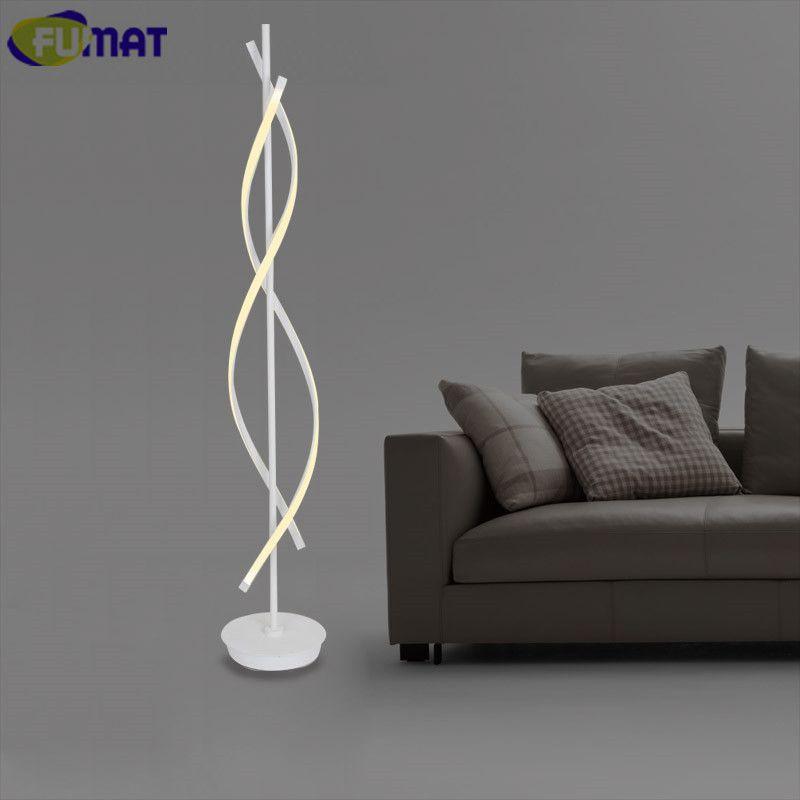 Fumat Indoor Lighting Remote Control Floor Lamps Study Plastic