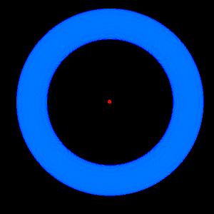 Troxler S Fading Optical Illusion Optical Illusions Illusions Eye Illusions