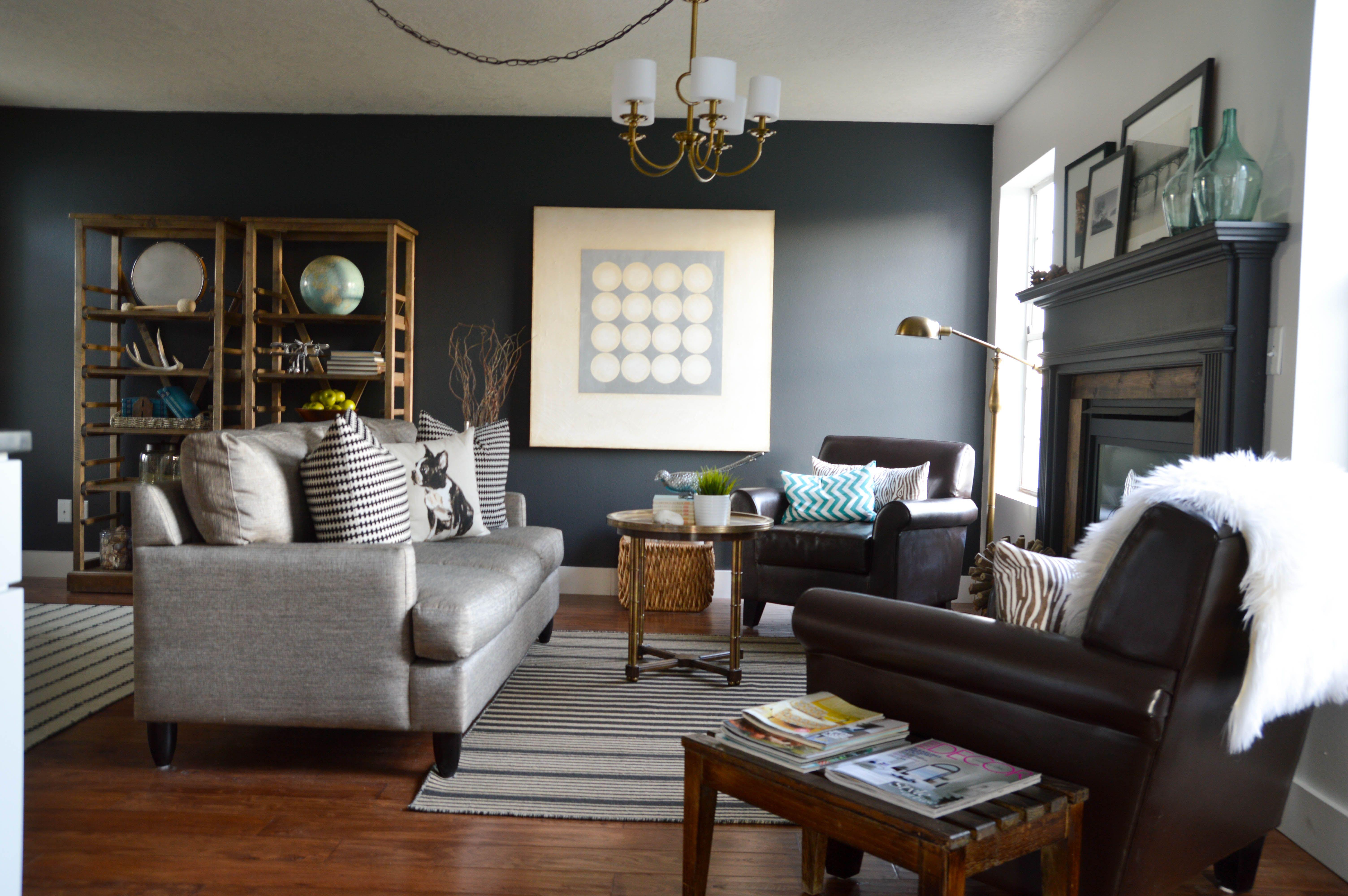 Living Room Makeover Vintage Revivals 26 The Interior