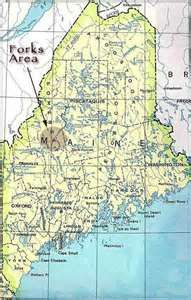 the forks maine map Image Search Results For The Forks Maine Map Maine Map Maine the forks maine map