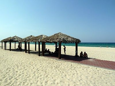 Ashkelon beach -