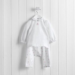 Owl Collared Pyjamas   The White Company