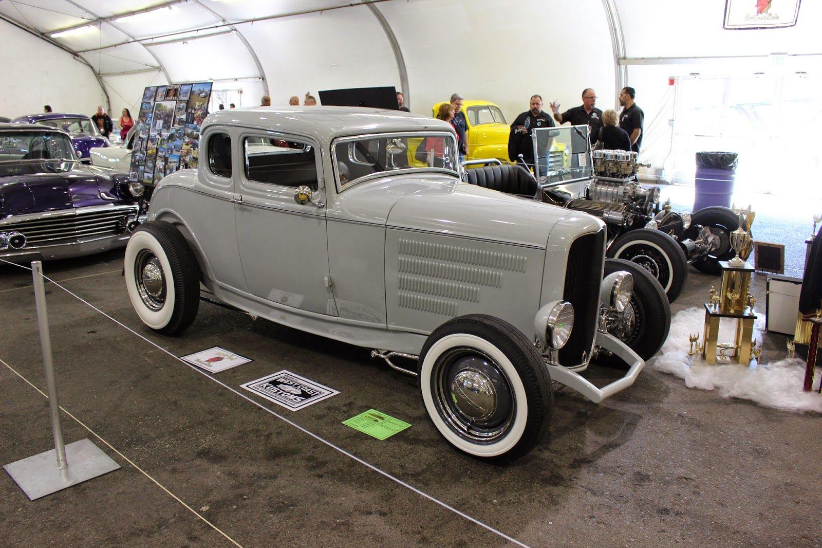 Covering Classic Cars 2015 Sacramento Autorama Car Show