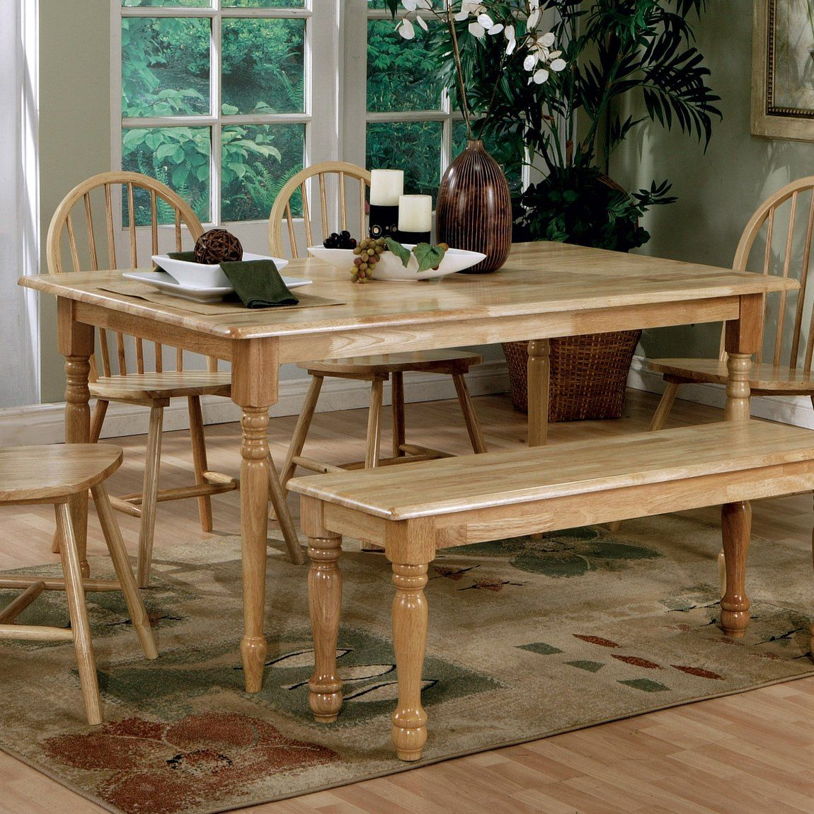 Shop Coaster Fine Furniture Benson Dining Table at ATG Stores