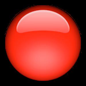 Large Red Circle Emojis