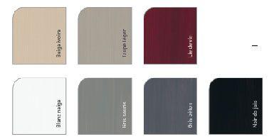 nuancier peinture pour meuble ultra adherent de v33 7 couleurs