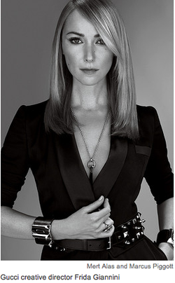 Frida Giannini Muses About Museos, Floras & Other Gucci Goodness
