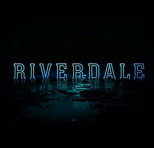 #Riverdale Logo Wallpaper