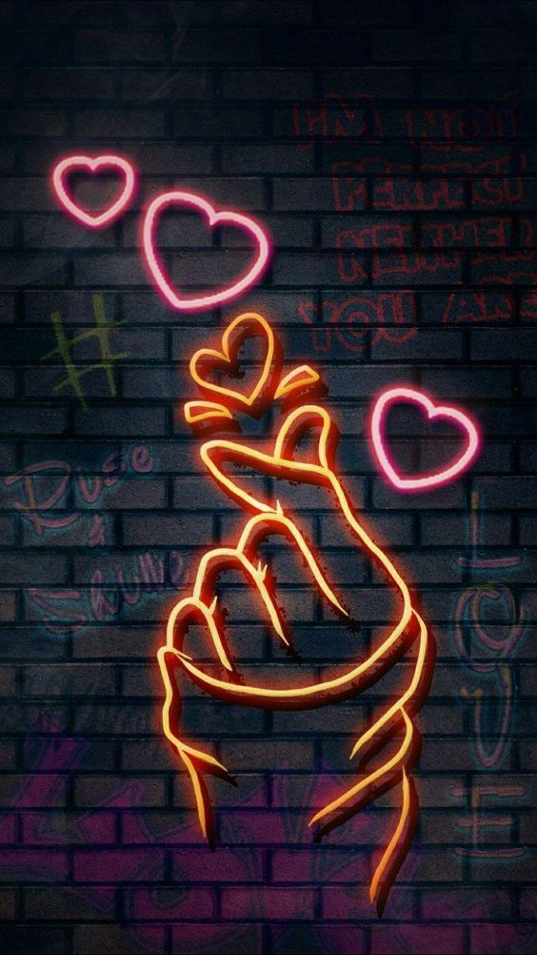 Pin oleh Lisa di Wallpaper di 2020 |  Wallpaper iphone neon ...