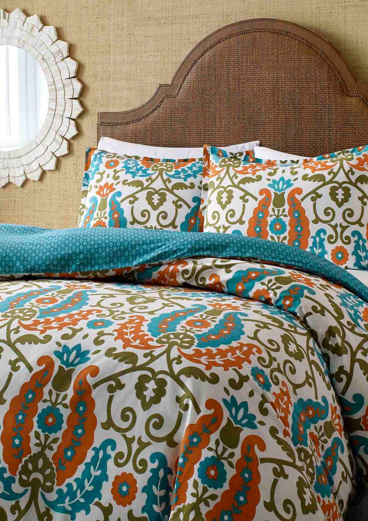 ideeli | CITY SCENE Constantine Comforter Set