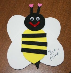 Kerajinan Prakarya Gunting Tempel Anak Tk Membuat Lebah Kertas