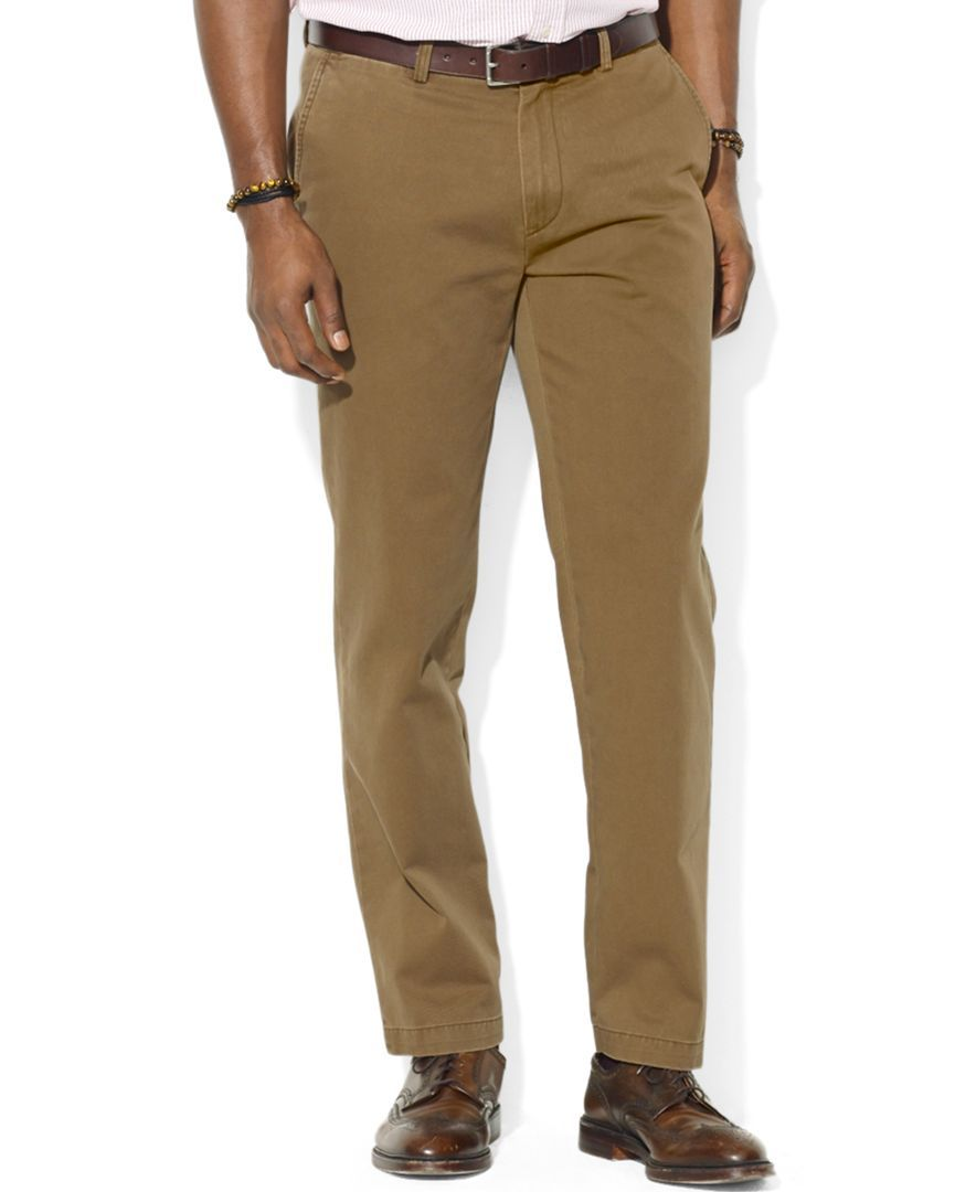 14ded3d68 Polo Ralph Lauren Big and Tall Pants