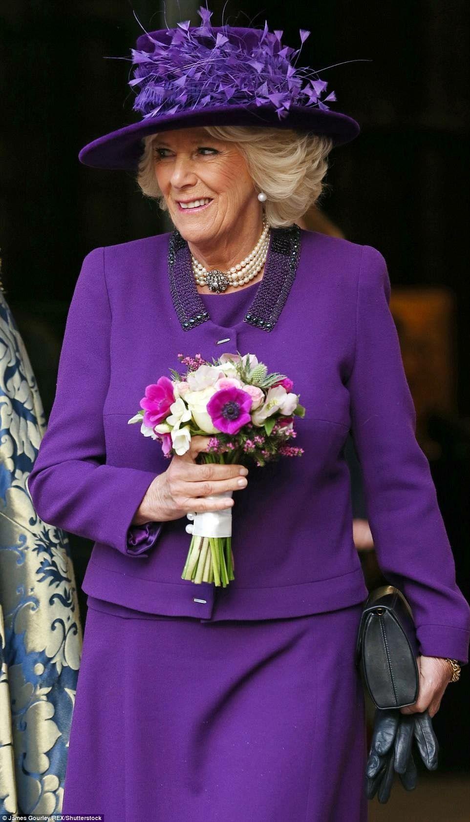 Duchess of Cornwall   Sombreros, Camila, duquesa de Cornualles ...