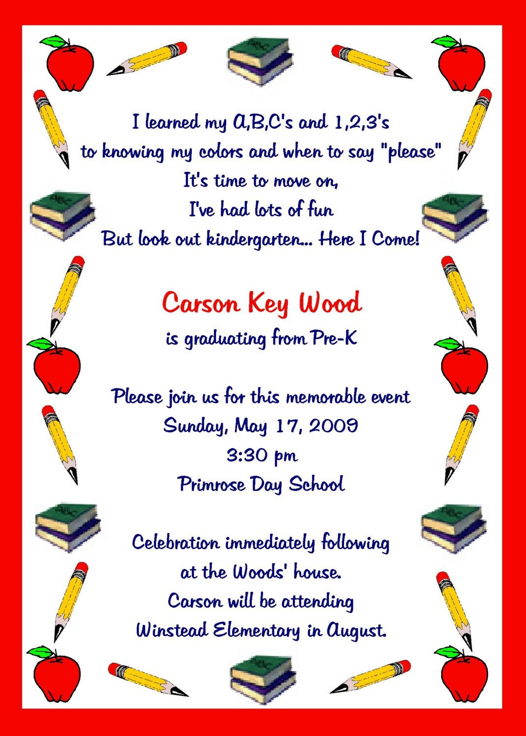 preschool graduation quotes quotesgram by quotesgram