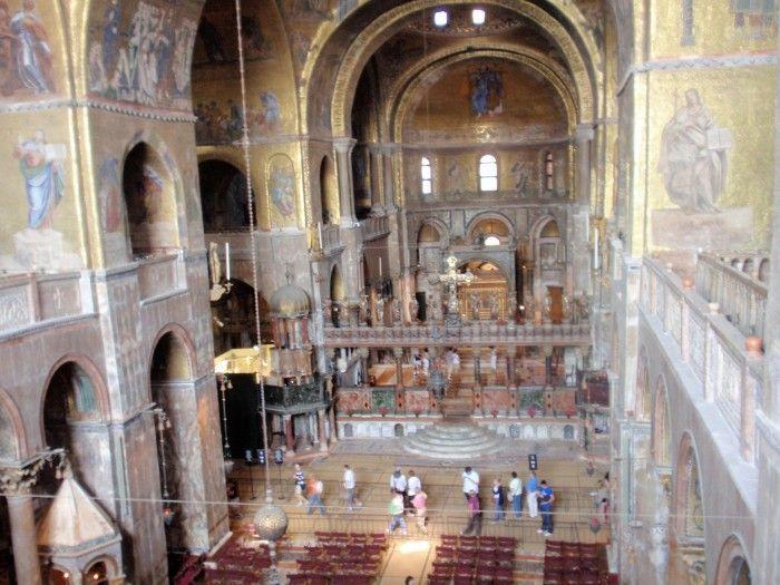 Basilica di San Marco - Interior