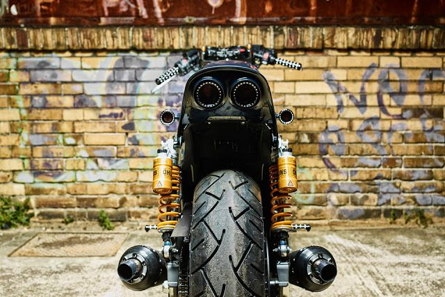 Yamaha XJR 1300 #IronHeart
