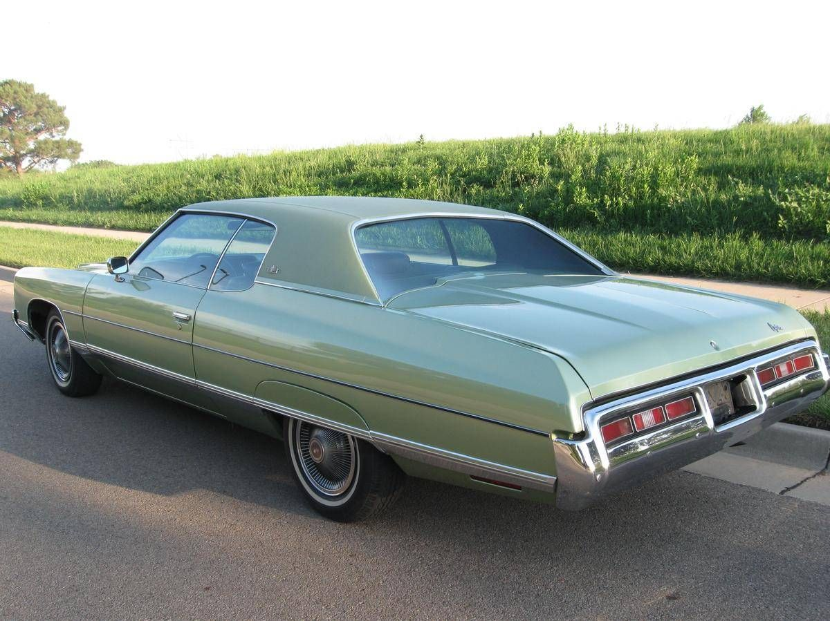 1972 chevrolet caprice for sale 1893431 hemmings motor news