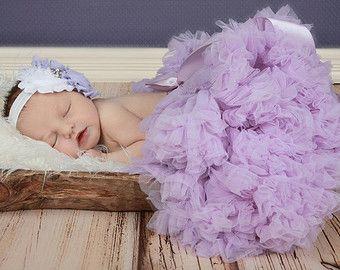 baby purple tutu