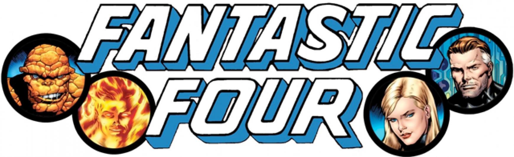 Fantastic Four Logo Fantastic Four Logo Fantastic Four Comic Art