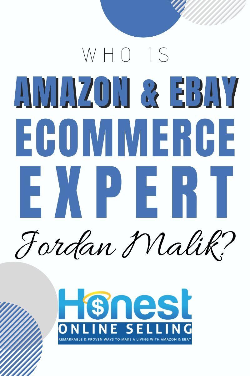 About The Founder Jordan Malik Amazon Selling Expert Bestselling Author Make Money On Amazon Ebay Selling Tips Online Arbitrage