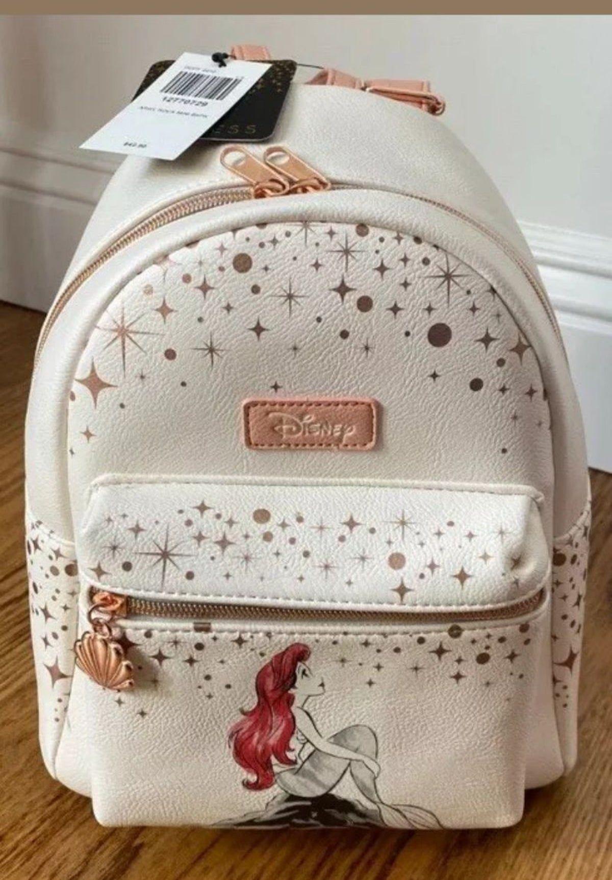 Disney loungefly mini backpack ariel in 2020 disney bags