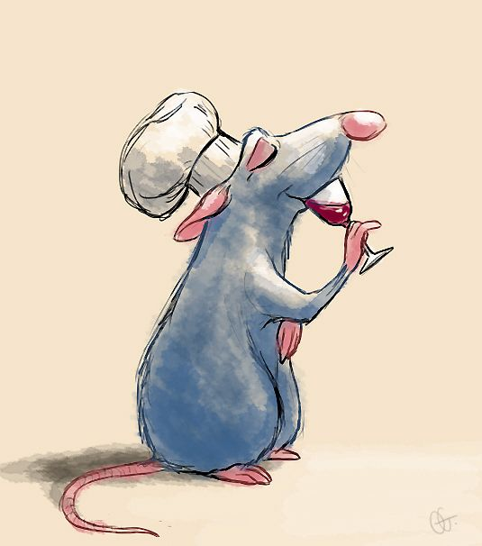 Ratatouille Disney Wallpaper
