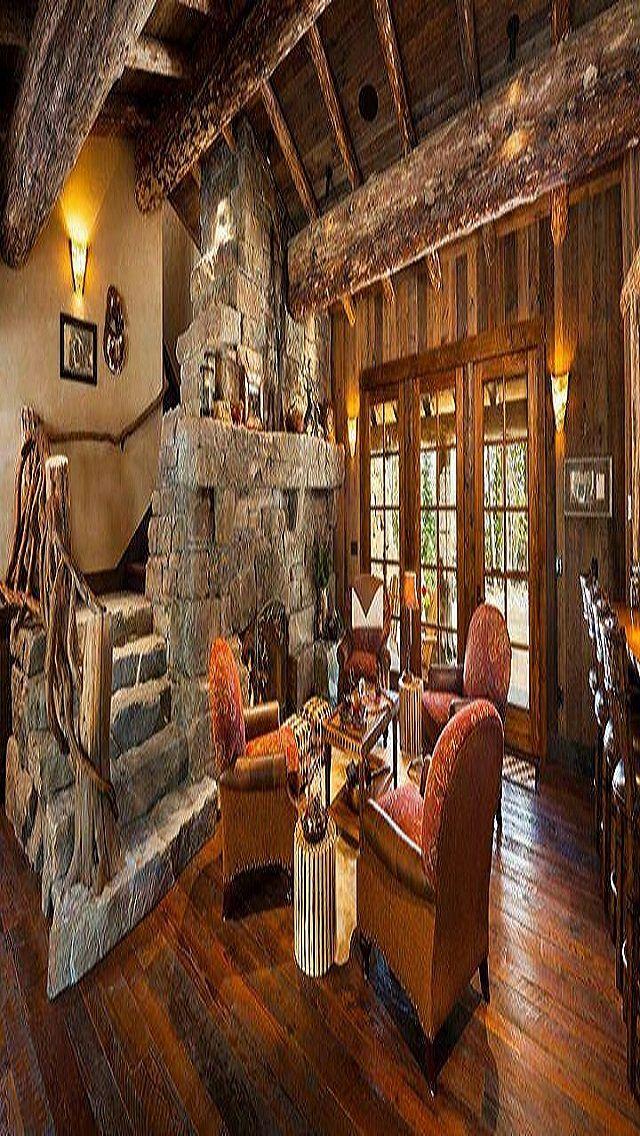 Int Cabin Living Room Small Episodeinteractive Episode