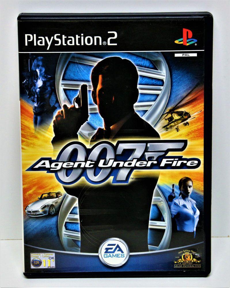 007 playstation 2