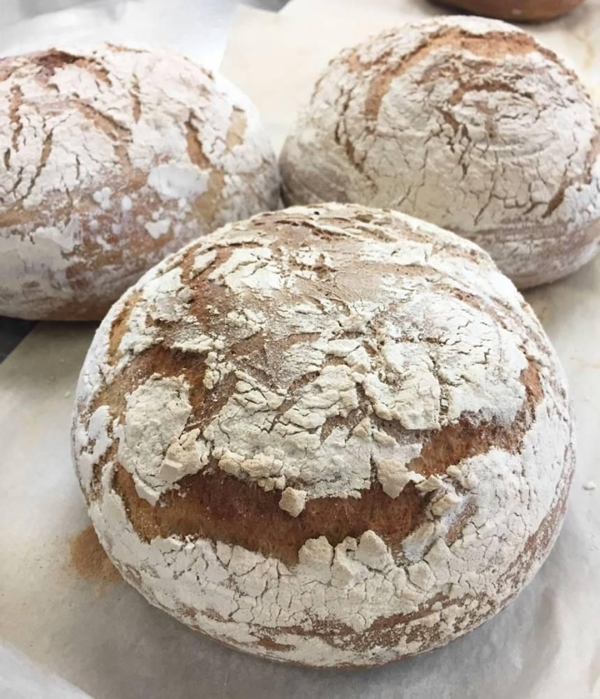 recept på bröd