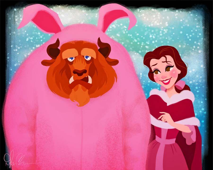 Personagens Disney Em Filmes De Natal Filmes De Natal Disney E