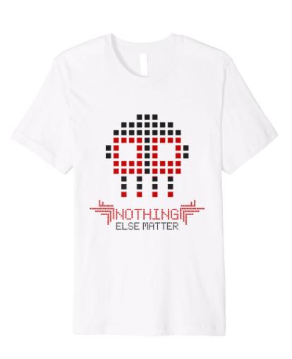 Pixel T Shirt Design | Metallica T Shirt H M Limited Edition Pixel 90s Metal Shirt Design