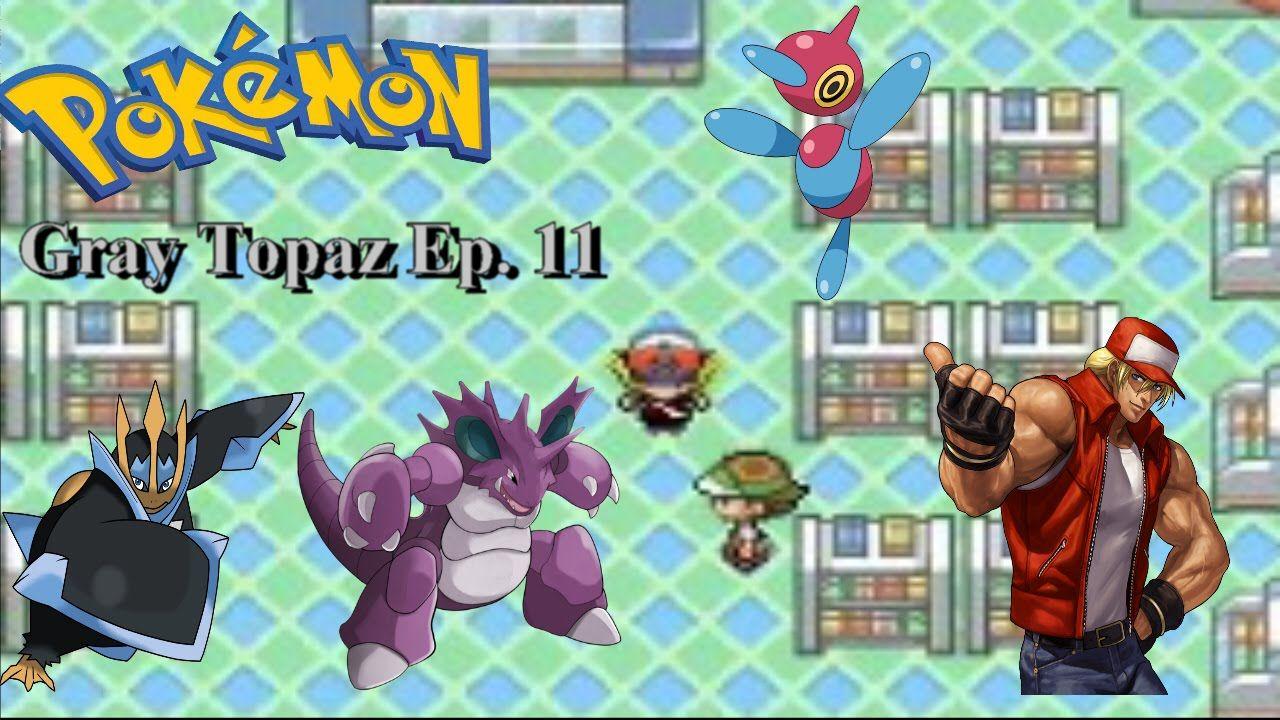 pokemon resolute how to evolve kadabra
