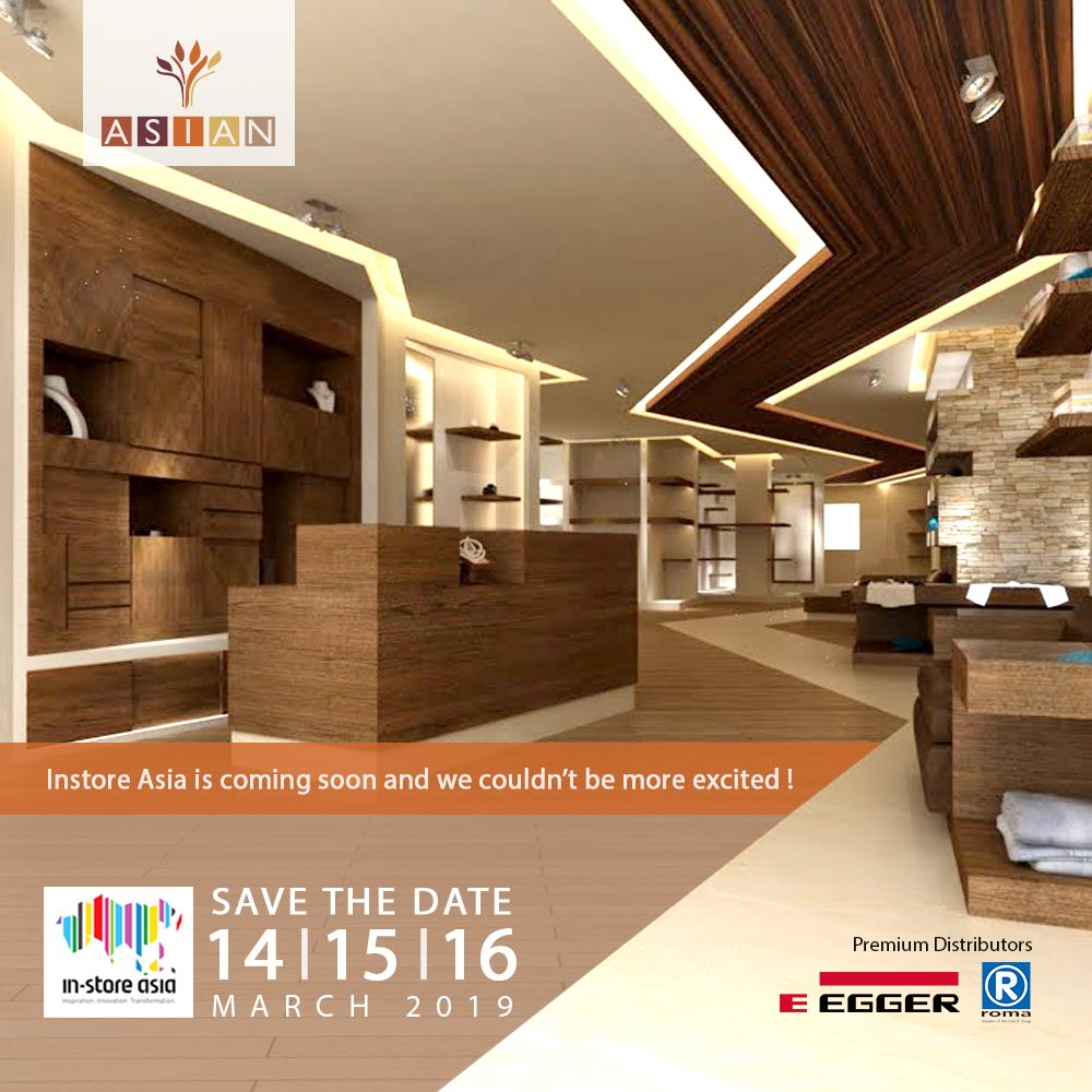 Save the Date! VM&RD In-store Asia is coming soon  Make sure