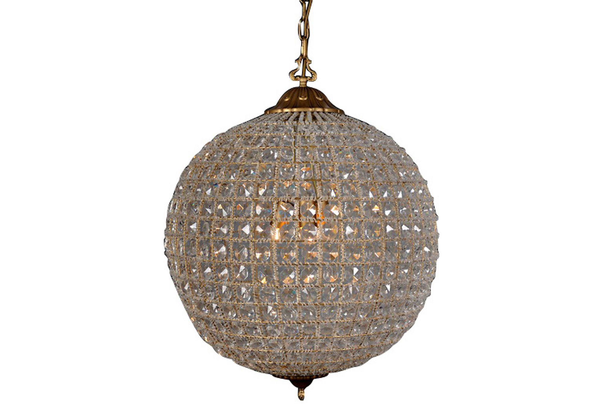 Cimberleigh crystal chandelier small ceiling chandeliers from cimberleigh crystal chandelier small ceiling chandeliers from one kings lane arubaitofo Images